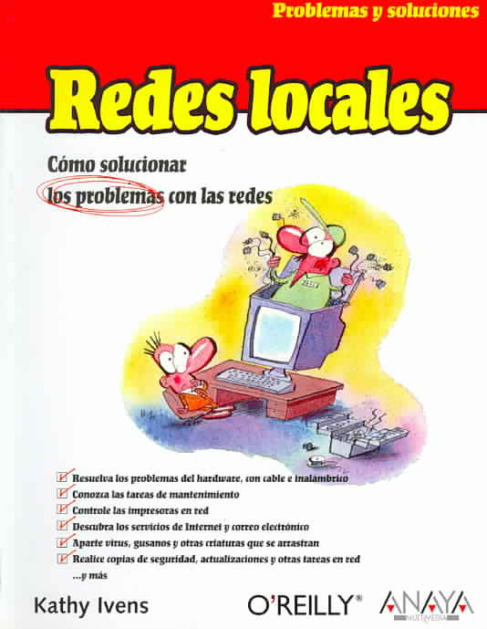 Redes Locales / Local Networks By Ivens, Kathy